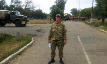 Ukrainas pusē karojošais krievu drošībnieks: oktobrī var nākties aizstāvēt Dņepropetrovsku