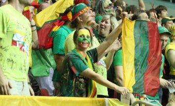 Lietuva cīnās pret savas himnas saīsināšanu pirms Pasaules kausa izcīņas spēlēm basketbolā