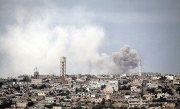 Pentagons grib atsākt Sīrijas nemiernieku apmācību un apgādes programmu