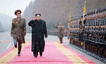 Ziemeļkoreja: Manhetenu varam nolīdzināt līdz ar zemi