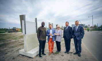 Bernis, Fiļs un Teterevi nolēmuši turpināt Latvijas Laikmetīgās mākslas muzeja projektu