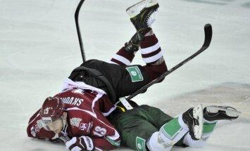 Rīgas Dinamo - Ufas Salavat Julajev
