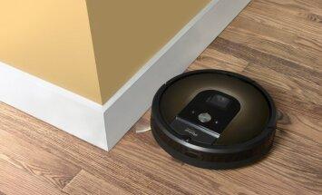 Putekļusūcējs robots, iespējams, ievāc informāciju par mājokli