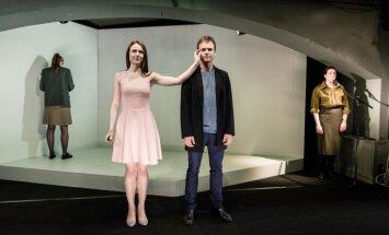 Nacionālā teātra izrādi 'Antigone' rādīs teātra festivālā 'Baltijskij dom'