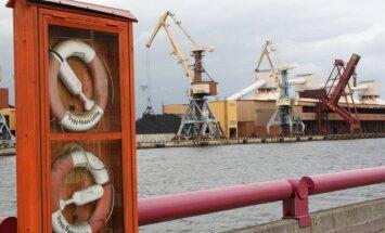 Pērn sankciju dēļ zaudējumus cietusi Ventspils osta un autopārvadātāji