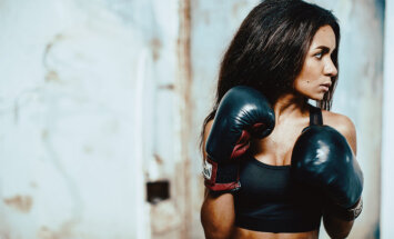 Noklausies! Aminata piedāvā jaunu dziesmu 'Fighter'