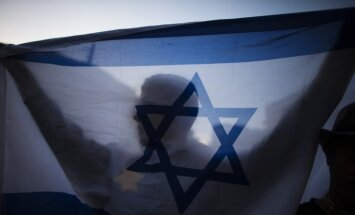 ANO nosoda Izraēlas ieceri būvēt jaunus kolonistu mājokļus Rietumkrastā