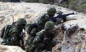 Igaunija uz Irāku nosūta sešus karavīrus
