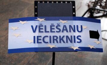 CVK rosina paplašināt balsošanas iespējas EP vēlēšanās