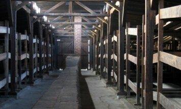 ASV arestēts bijušais Aušvicas koncentrācijas nometnes sargs
