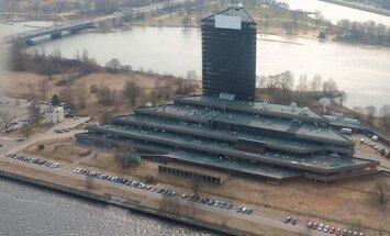 Ассоциация журналистов вступилась за Микелсоне и обвинила власти Латвии в репрессиях