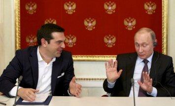 Ziņojums: sankcijas pret Krieviju rosina atcelt valstis, kas no tām vismazāk cietušas