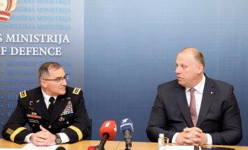 Бергманис: Латвия осознает угрозу и со стороны юга