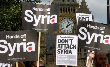 Sīrijas konflikts: ASV turpina centienus izveidot koalīciju uzbrukumam