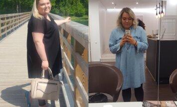 Deviņi mēneši, mīnus 31 kilograms: kā sportošana apgriezusi Elizabetes dzīvi kājām gaisā