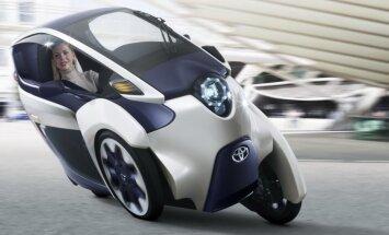 'Toyota' atzīta par pasaulē visvērtīgāko auto marku