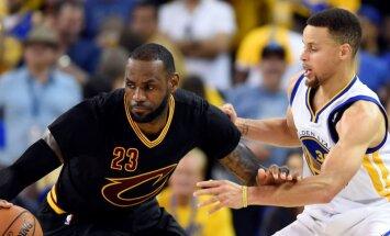 """""""Кливленд"""" впервые в истории стал чемпионом НБА, Джеймс — MVP финала"""