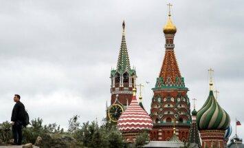 Россияне сочли США, Украину и Евросоюз главными врагами страны
