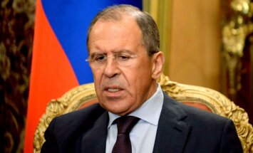 """Лавров призвал наладить обмен данными с США по позициям """"Джебхат ан-Нусры"""""""