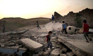 Izgāžas 'Daesh' mēģinājums pārsteiguma triecienā ieņemt Mosulas rietumus
