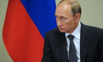 Путин раскритиковал идею энергонезависимости Балтии от России