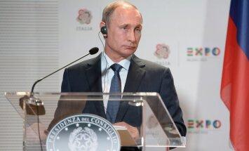 Путин исключил сотрудничество с G7