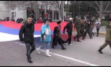 Лавров: Россия не бросает Донбасс и не отдает Курилы