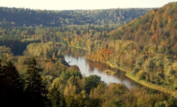 Siguldas senieleja, gaujas nacionālais parks