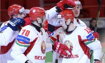 Pasaules čempionātā Baltkrievijas izlases uzbrukumu pārsvarā veidos KHL hokejisti