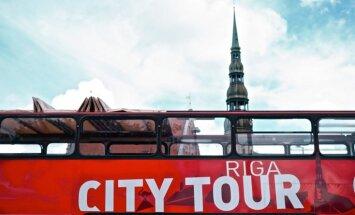 Svētku laikā Krievijas tūristu skaits Rīgā trīskāršojies