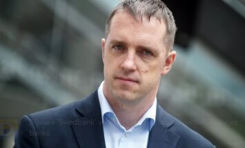 Bijušais 'Swedbank' vadītājs kļūst par izpilddirektoru Krievijas bankā