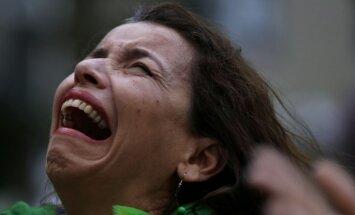 Бразилия - всё. Весь спектр невероятной силы эмоций на лицах болельщиков!