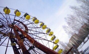 HBO Lietuvā uzņems seriālu par Černobiļas kodolkatastrofu