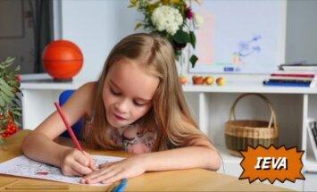 'Cālis.lv' bērnu video sveiciens Zinību dienā