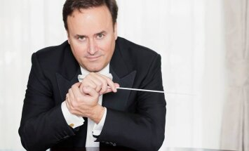 Festivālā 'Sensus' pie diriģenta pults stāsies Karels Marks Šišons