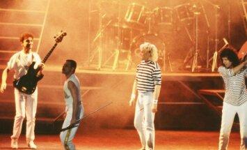 Queen выпустит совместную запись Фредди Меркьюри и Майкла Джексона