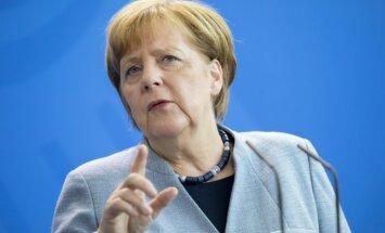 ES valstīm nepieciešams vairāk laika, lai vienotos migrācijas jautājumos, pauž Merkele