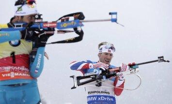 Emil Hegle Svendsen, Martin Fourcade