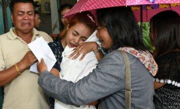 Šokējošs notikums Taizemē: mazuļa slepkavība un pašnāvība 'Facebook' tiešraidē
