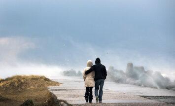 Brīdina par stipru vēju ceturtdien