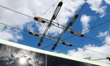 На ул. Вайдавас в Риге выделяют полосу для общественного транспорта