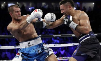 Sergey Kovalev vs Andre Ward, box