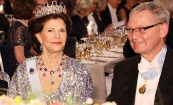 Королева Швеции утверждает, что в ее дворце живут привидения