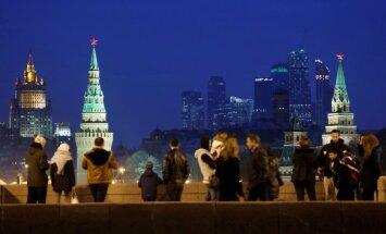 Krievijā beigusies 20 gadu laikā ilgākā recesija