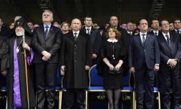 Турция раскритиковала слова Путина о геноциде армян