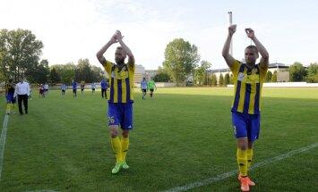 'Ventspils' futbolisti ar drošu uzvaru sāk UEFA Eiropas līgas kvalifikāciju