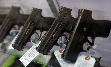FDD apturējis ieroču kontrabandu no Latvijas; aizturēts Latvijas pilsonis