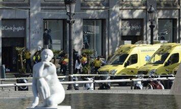 В Испании задержан подозреваемый в причастности к терактам в Барселоне