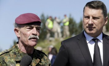 Jau iebrūkot Ukrainā, Krievija Eiropai atnesa karu, norāda NATO ģenerālis