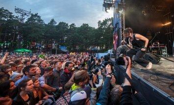 'Black Sabbath' Rīgā iesildīs amerikāņu rokgrupa 'Rival Sons'